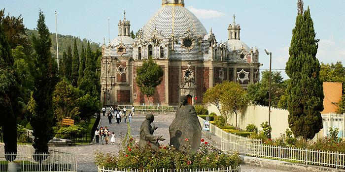 Guadalupe Shrine, Mexico City