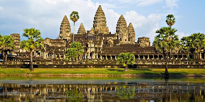 Angkor Thom, Siem Reap